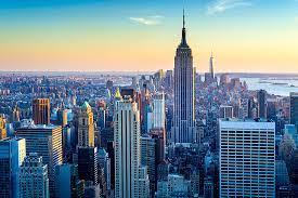 Votre voyage aller-retour : Paris (France) - New York (Etats Unis)