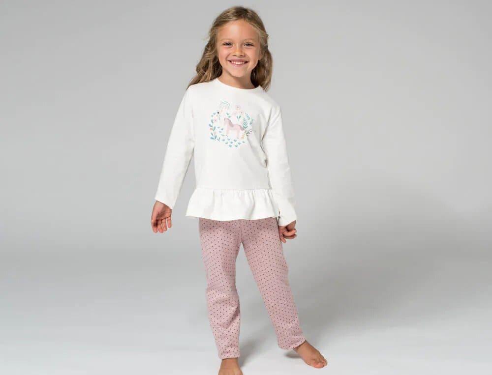 Pyjama enfant Au pays des licornes